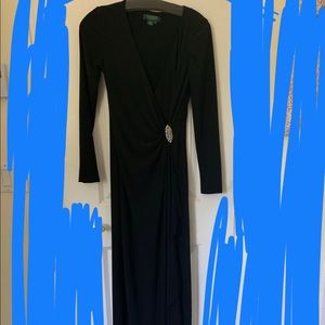 Ralph Lauren long dress